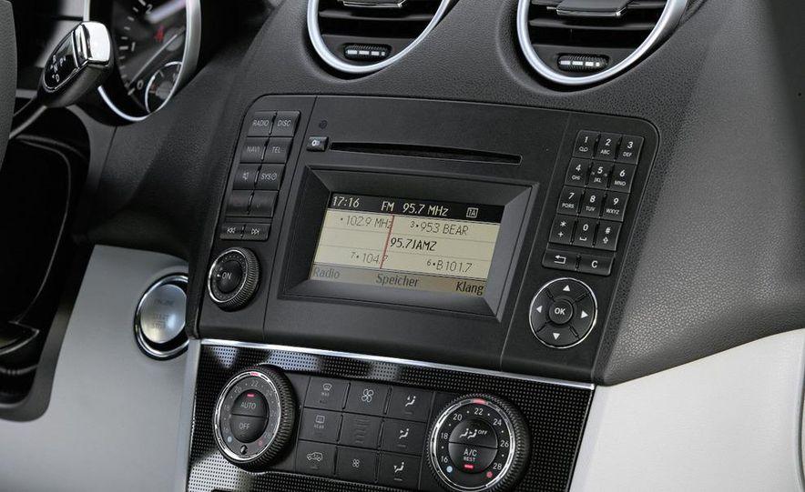 2009 Mercedes-Benz ML320 BlueTec - Slide 27