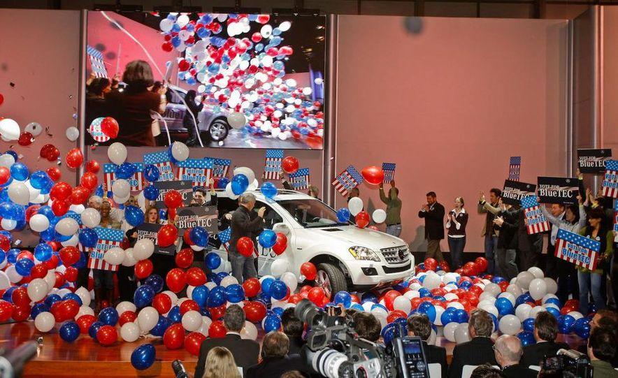 2009 Mercedes-Benz ML320 BlueTec - Slide 8
