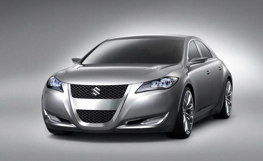 Suzuki Kizashi 3 concept 3 Pictures  Photo Gallery  Car and Driver