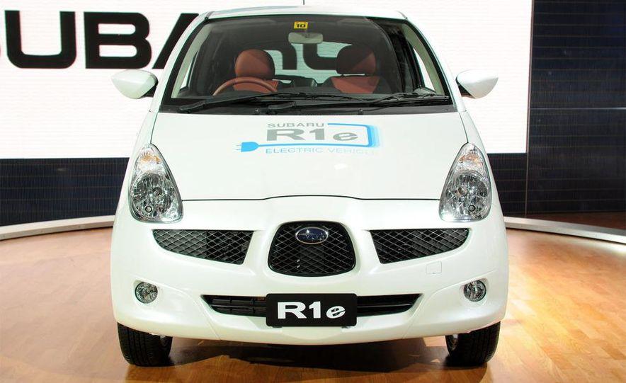 Subaru R1e electric car - Slide 1