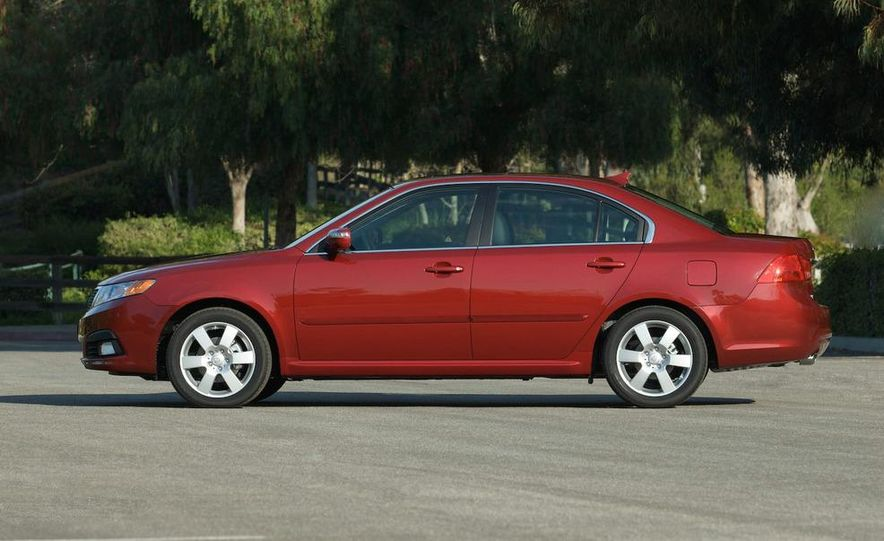 2009 Kia Optima - Slide 5
