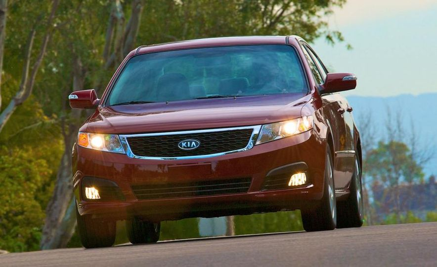 2009 Kia Optima - Slide 9