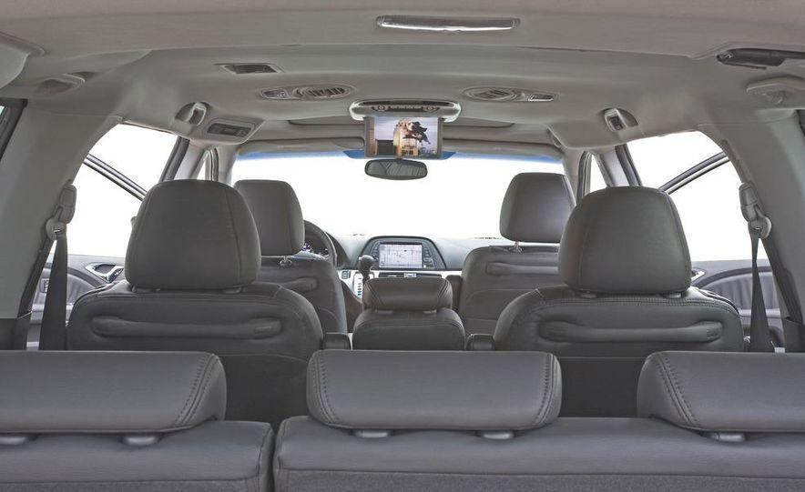 2008 Honda Odyssey - Slide 15