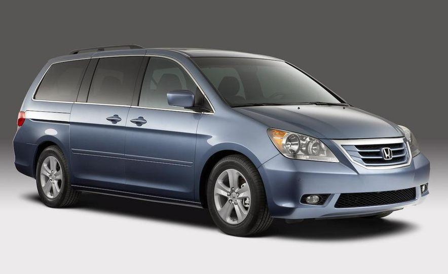 2008 Honda Odyssey - Slide 3