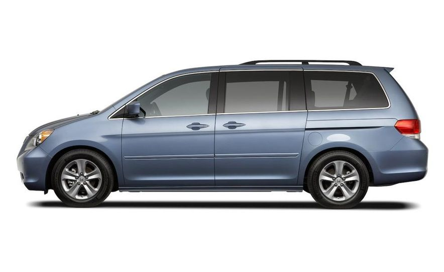 2008 Honda Odyssey - Slide 4