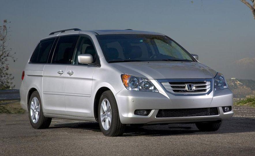 2008 Honda Odyssey - Slide 5