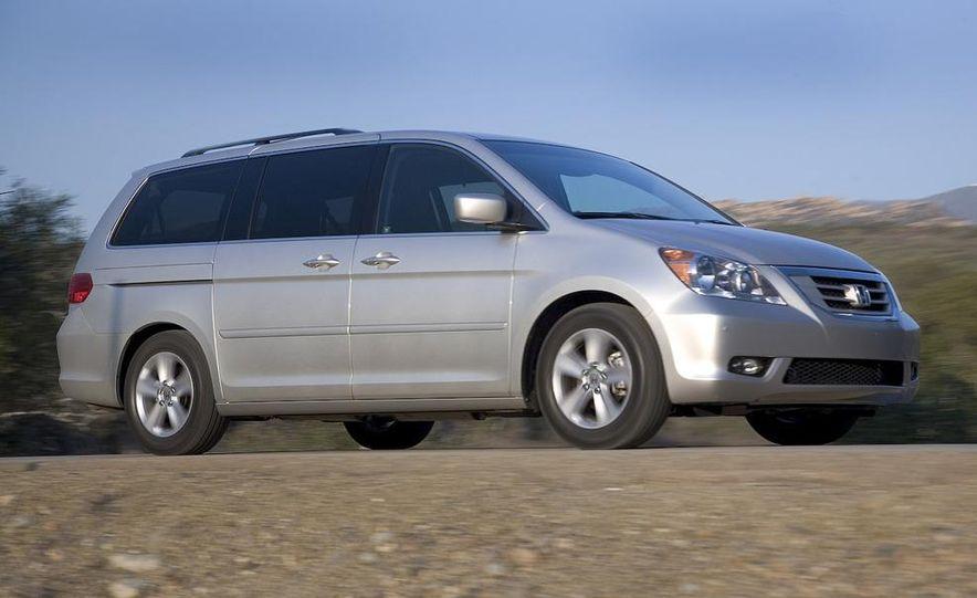 2008 Honda Odyssey - Slide 6