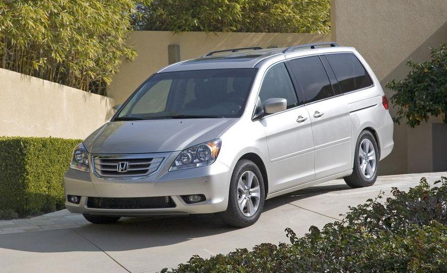 2008 Honda Odyssey - Slide 7
