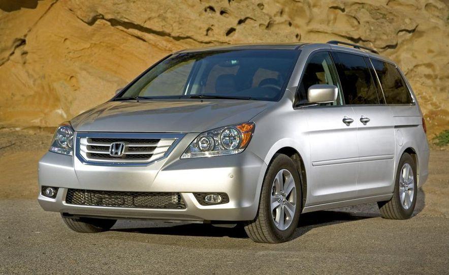 2008 Honda Odyssey - Slide 8