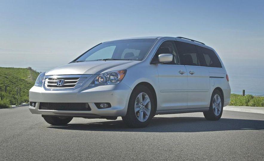 2008 Honda Odyssey - Slide 9