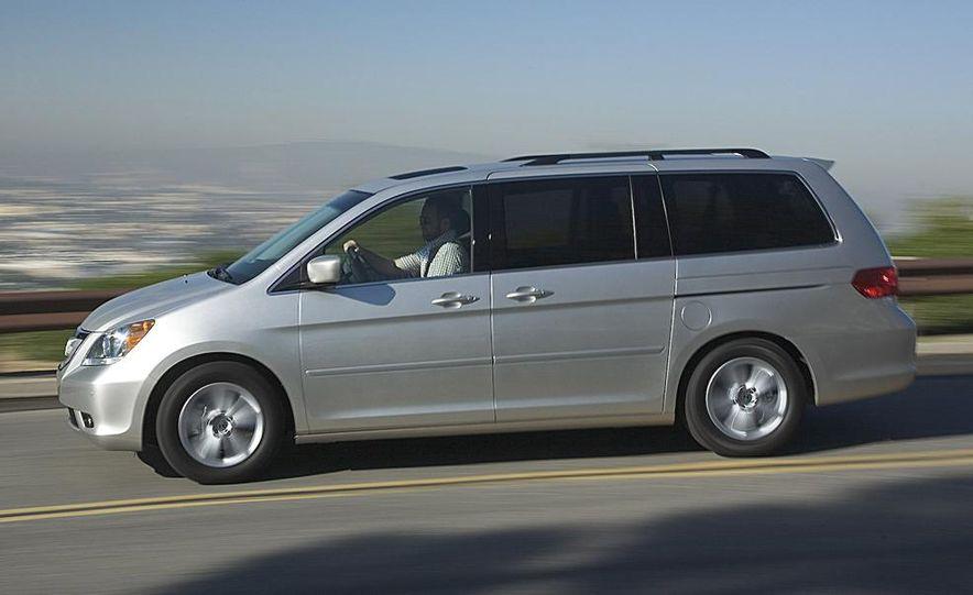 2008 Honda Odyssey - Slide 10
