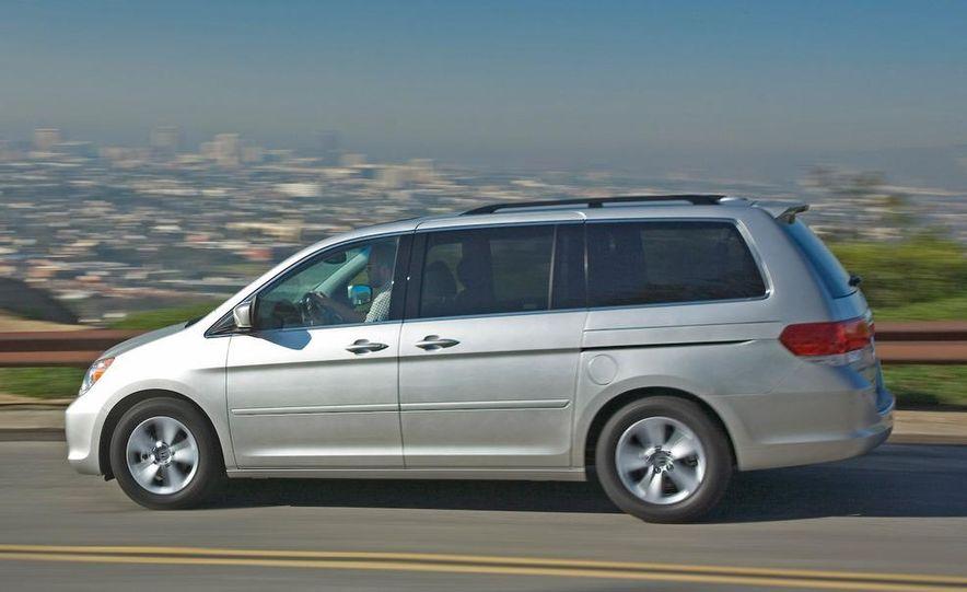2008 Honda Odyssey - Slide 11