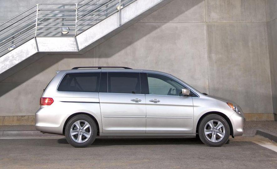 2008 Honda Odyssey - Slide 12