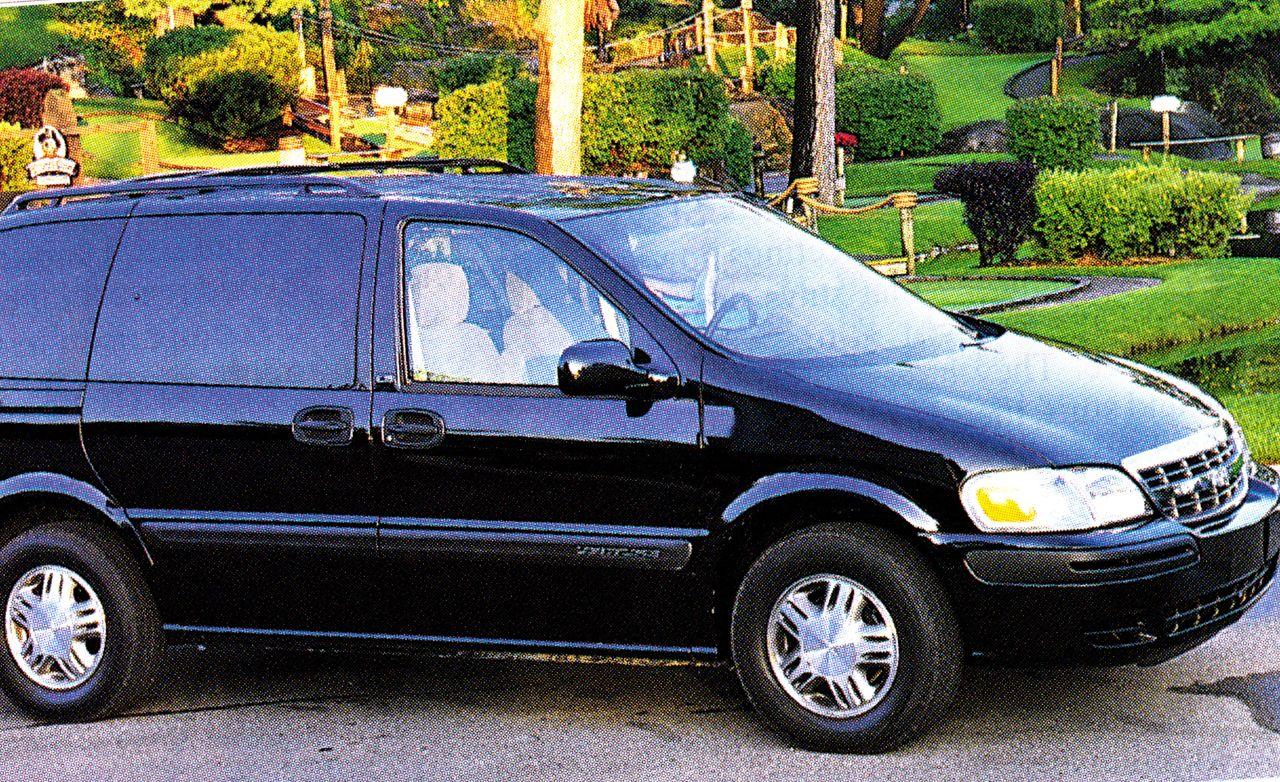 All Chevy 2008 chevy venture van : Chevrolet Venture LS | Comparison Tests | Comparisons | Car and Driver