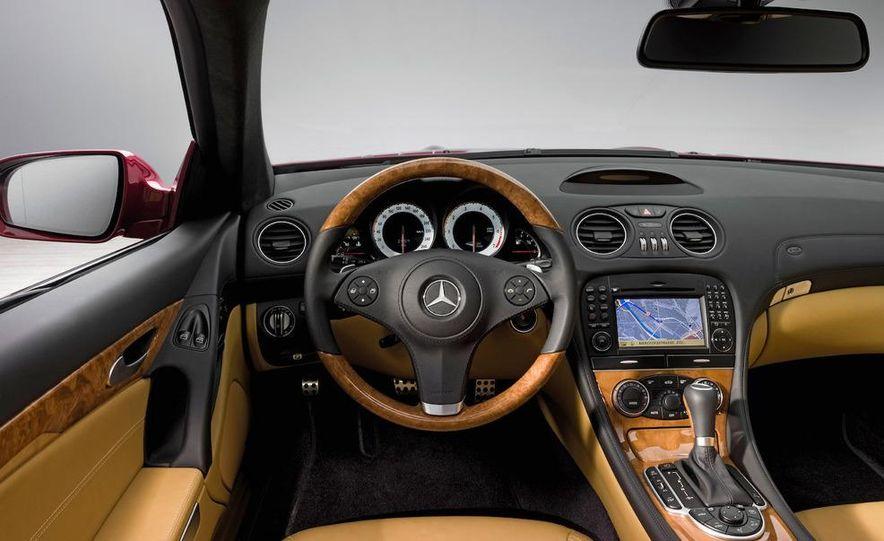 2009 Mercedes-Benz SL600 - Slide 13