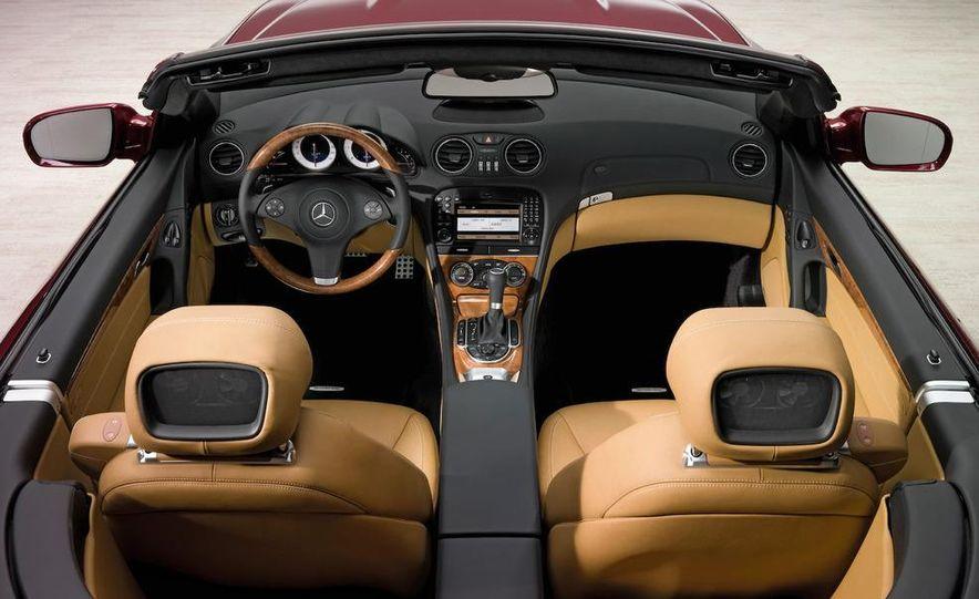2009 Mercedes-Benz SL600 - Slide 14