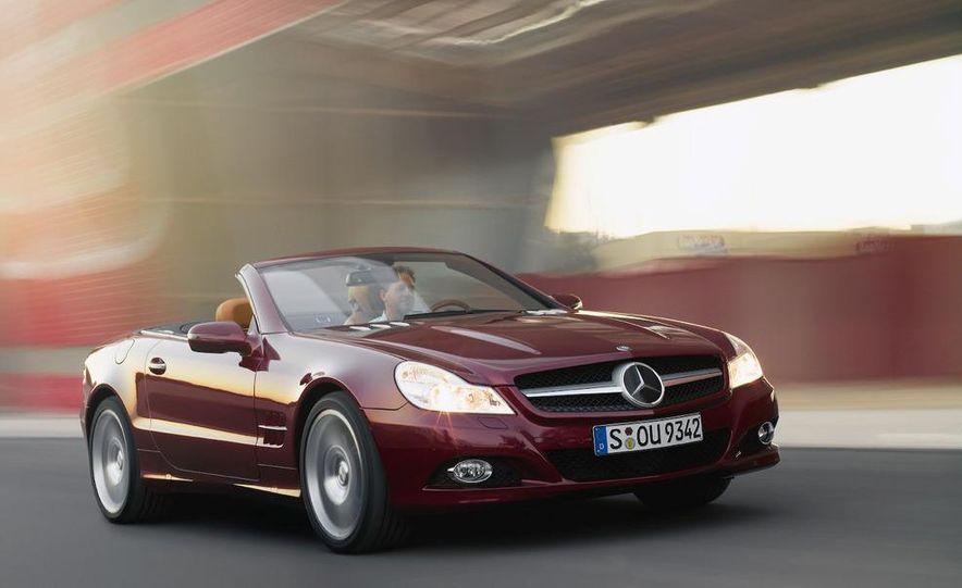 2009 Mercedes-Benz SL600 - Slide 17