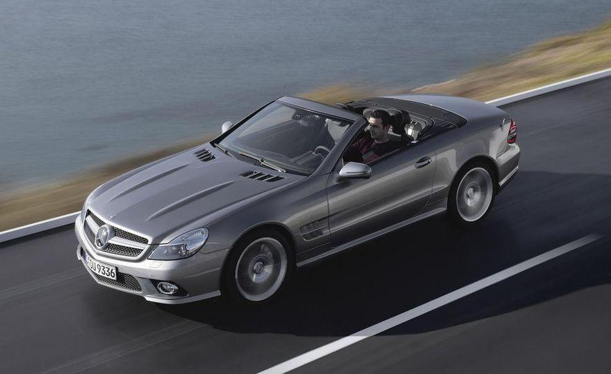 2009 Mercedes-Benz SL600 - Slide 18