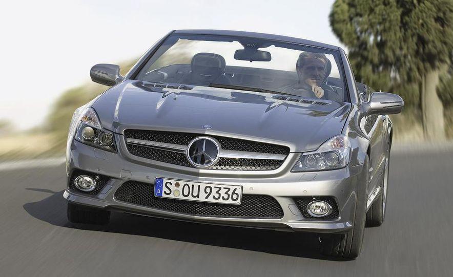 2009 Mercedes-Benz SL600 - Slide 23