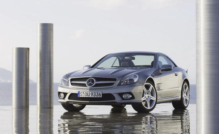 2009 Mercedes-Benz SL600 - Slide 24