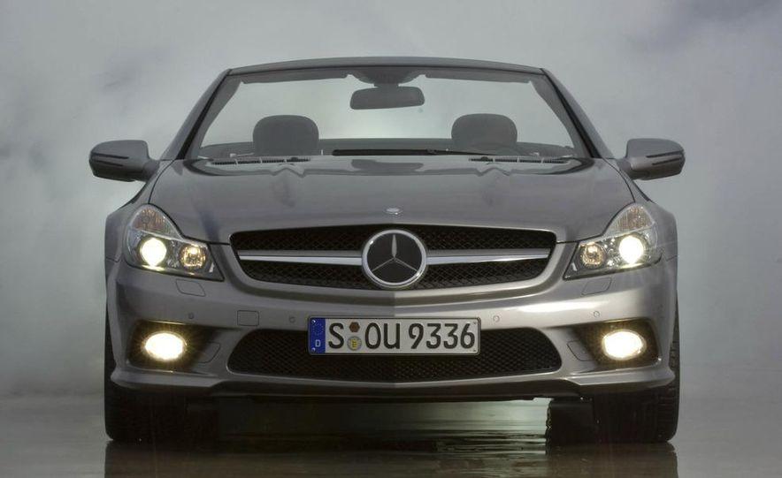 2009 Mercedes-Benz SL600 - Slide 28