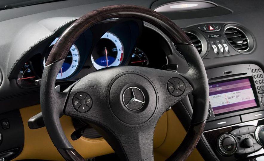 2009 Mercedes-Benz SL600 - Slide 5
