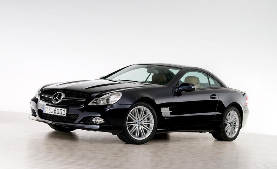 2009 Mercedes-Benz SL600 - Slide 7