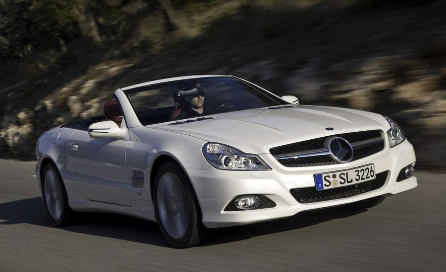2009 Mercedes-Benz SL600 - Slide 1