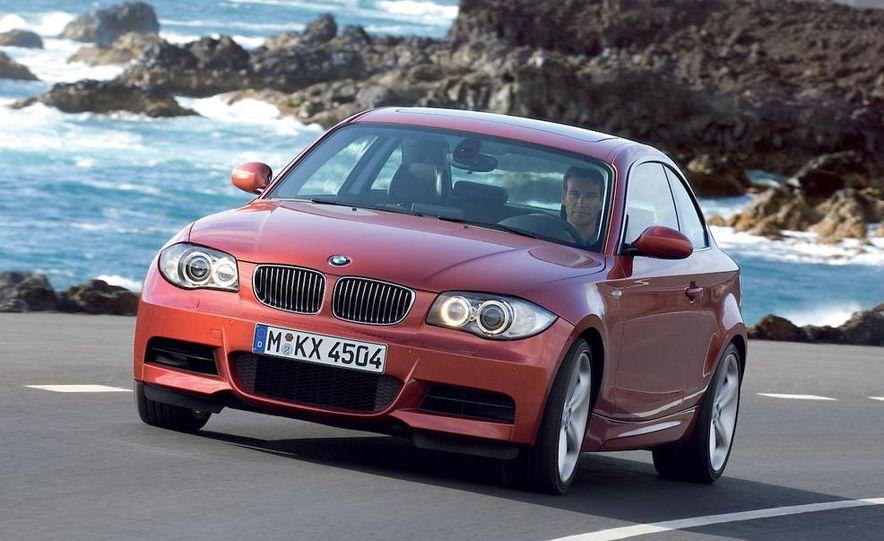 2008 BMW 135i - Slide 1
