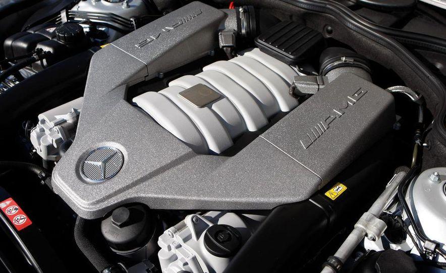 2009 Mercedes-Benz SL63 AMG - Slide 19