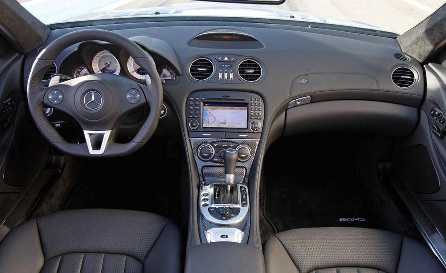 2009 Mercedes-Benz SL63 AMG - Slide 14