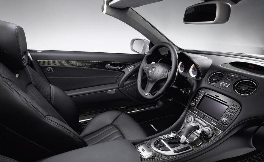 2009 Mercedes-Benz SL63 AMG - Slide 15