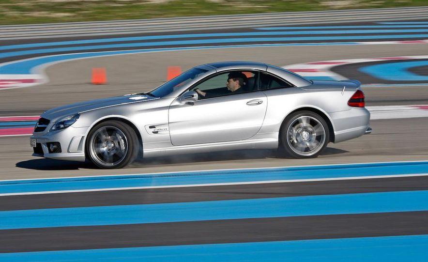 2009 Mercedes-Benz SL63 AMG - Slide 7
