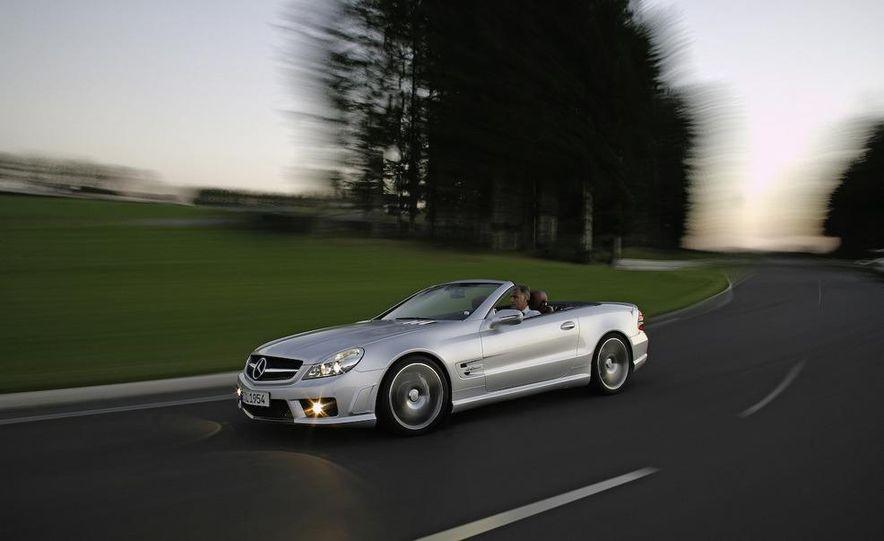 2009 Mercedes-Benz SL63 AMG - Slide 10