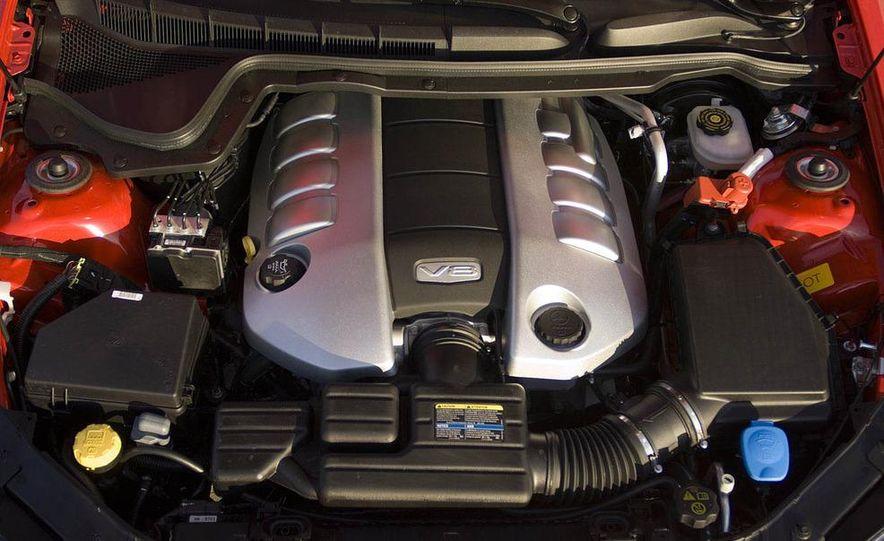 2009 Pontiac G8 GXP - Slide 22