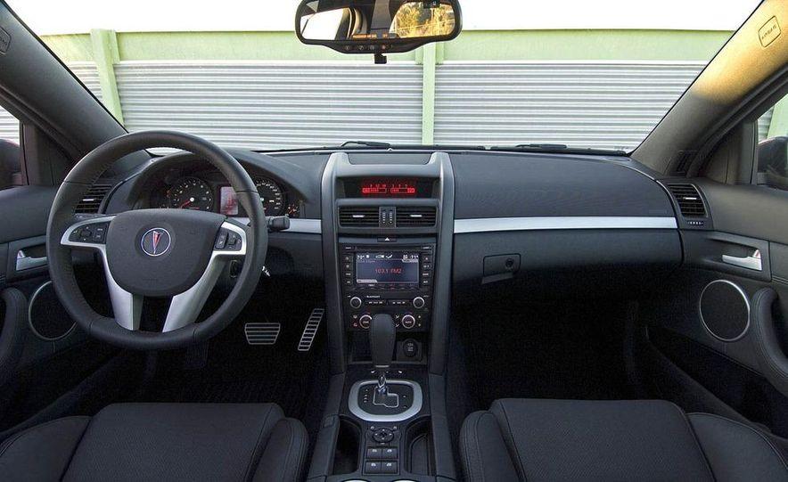 2009 Pontiac G8 GXP - Slide 23
