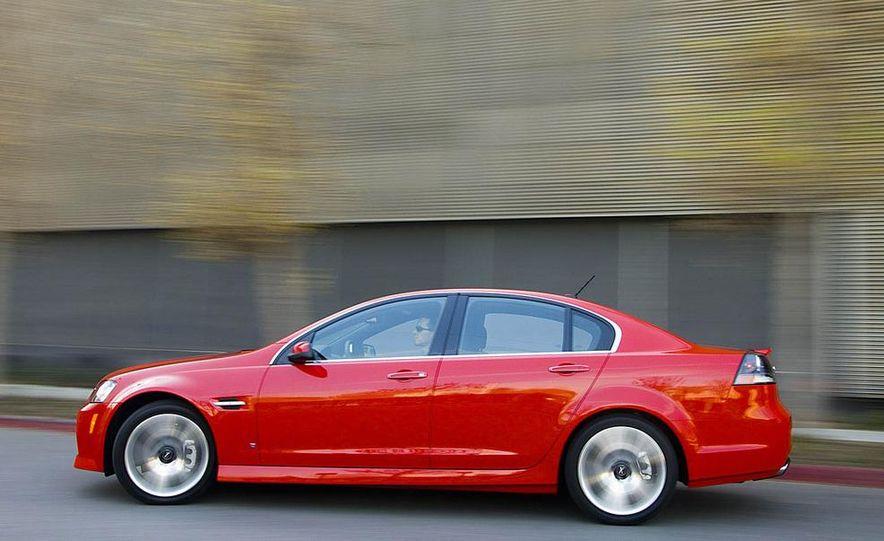 2009 Pontiac G8 GXP - Slide 15