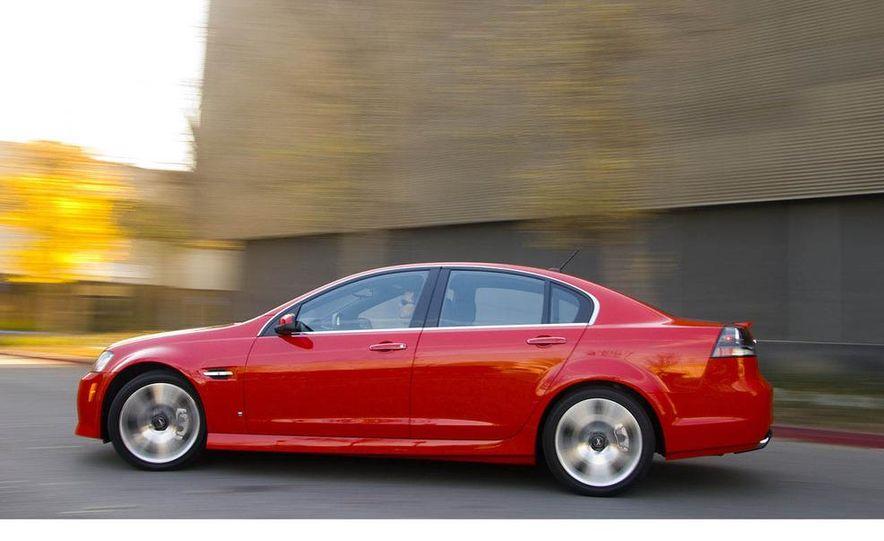 2009 Pontiac G8 GXP - Slide 18