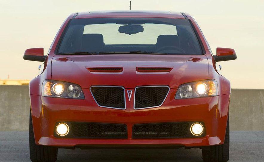 2009 Pontiac G8 GXP - Slide 19