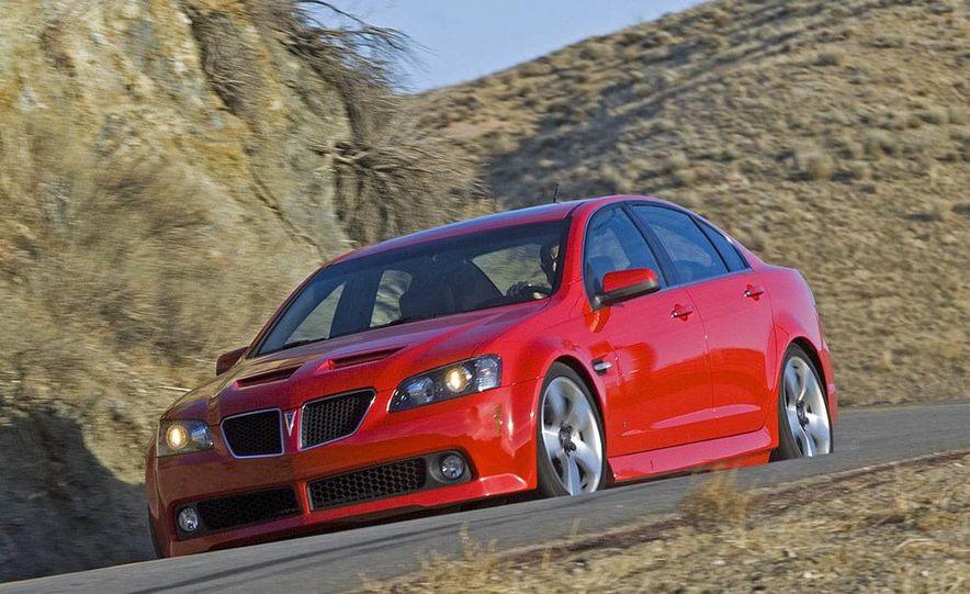 2009 Pontiac G8 GXP - Slide 26