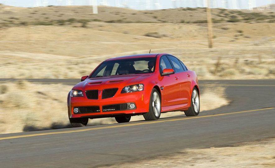2009 Pontiac G8 GXP - Slide 32