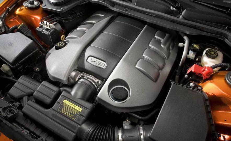 2009 Pontiac G8 GXP - Slide 6