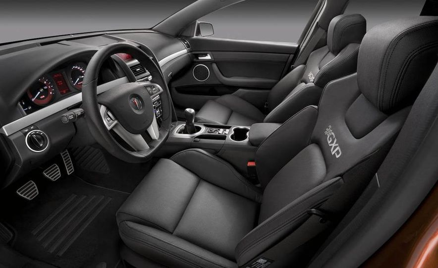 2009 Pontiac G8 GXP - Slide 5