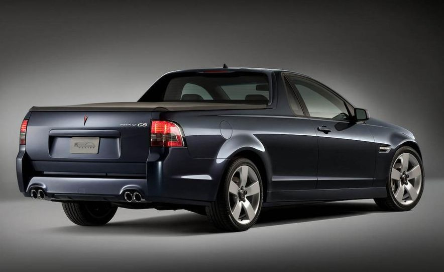 2009 Pontiac G8 GXP - Slide 9