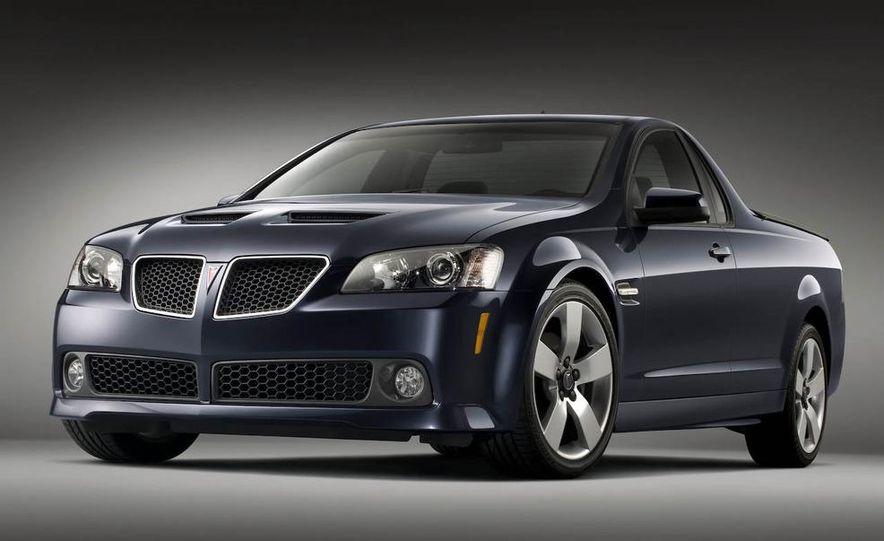 2009 Pontiac G8 GXP - Slide 12