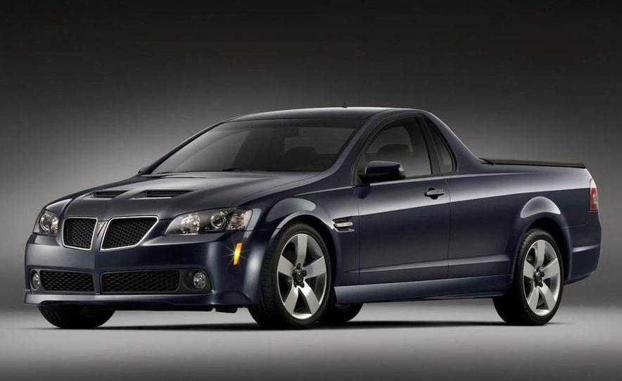 2009 Pontiac G8 GXP - Slide 13
