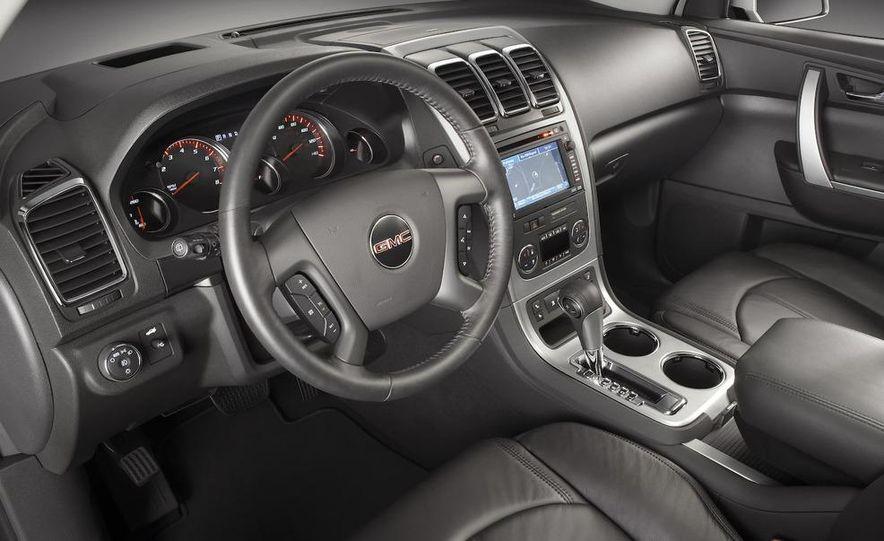 2009 Chevrolet Traverse - Slide 37