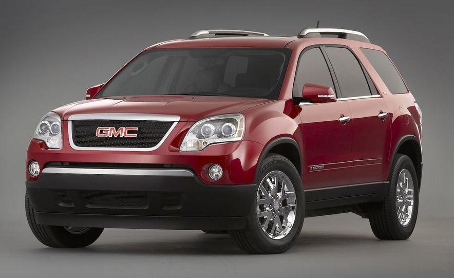 2009 Chevrolet Traverse - Slide 36