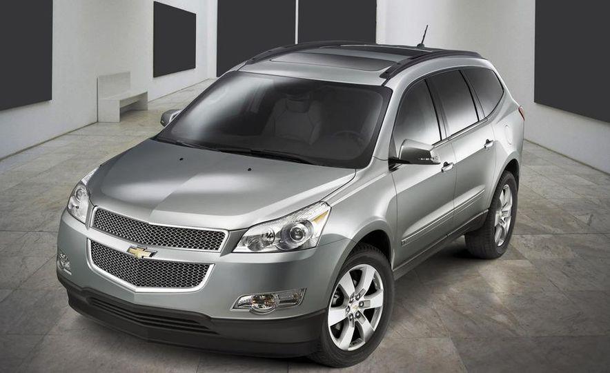 2009 Chevrolet Traverse - Slide 18