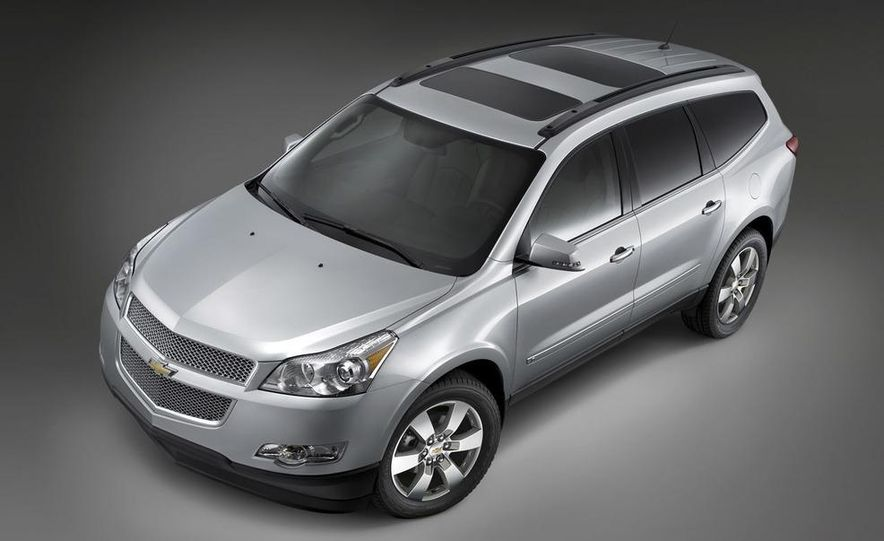 2009 Chevrolet Traverse - Slide 21